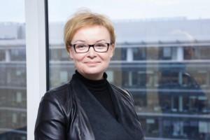 Kinga Ostrysz, dyrektor HR w Citi Service Center Poland