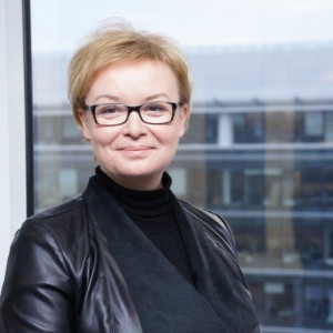 Kinga Ostrysz, dyrektor HR w Citi Service Center Poland