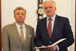 Sebastian Skuza nowym podsekretarzem stanu w resorcie nauki