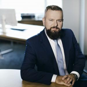 Michał Kot, dyrektor sprzedaży branż przemysłowych w Siemens