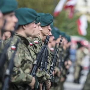 Żołnierzy będzie jeszcze więcej. Powstaną nowe brygady wojsk