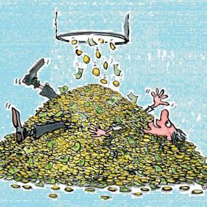 Nie chcemy więcej zarabiać! Obecna pensja nam wystarczy