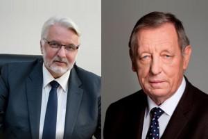 Minister środowiska Jan Szyszko i szef MSZ Witold Waszczykowski do dymisji?