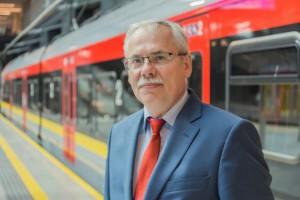 Janusz Malinowski prezesem Łódzkiej Kolei Aglomeracyjnej