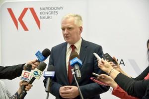 Jarosław Gowin: Można dziś wybrać studia, dające najlepsze perspektywy rozwoju