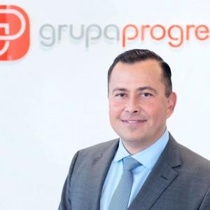 Piotr Zając, prezes Grupy Progres