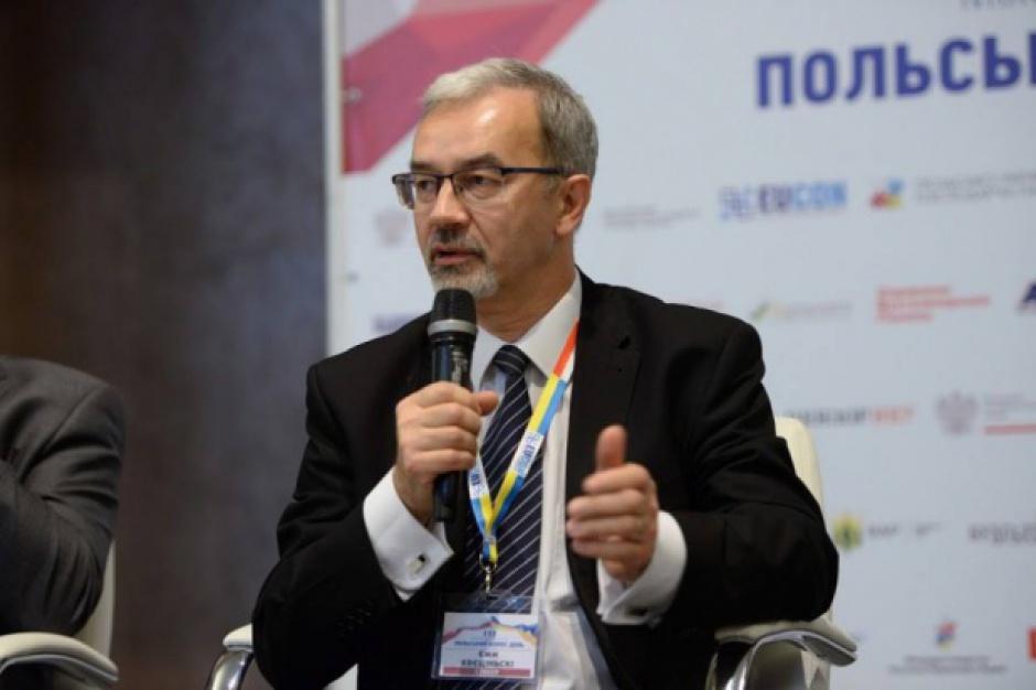 Cieszy nas, że coraz silniej polscy przedsiębiorcy również zwracają uwagę na jakość inwestycji - powiedział wiceszef resortu rozwoju (Jerzy Kwieciński, fot. PTWP)