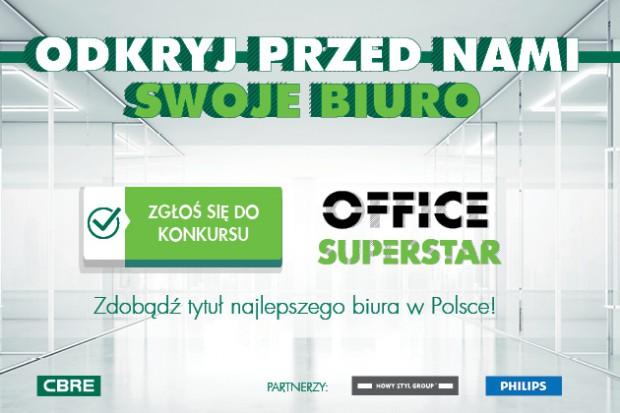 Masz wyjątkowe biuro? Pochwal się nim i zgłoś się do konkursu Office Superstar