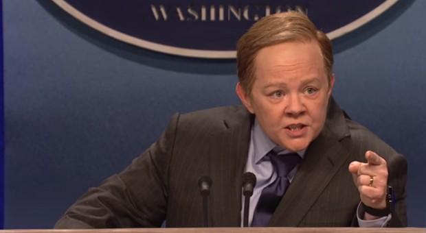 Sean Spicer zrezygnował ze stanowiska rzecznika Białego Domu