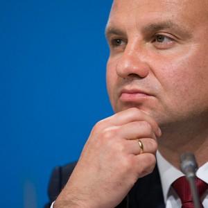 Pilne. Andrzej Duda zawetował ustawy o Sądzie Najwyższym i KRS