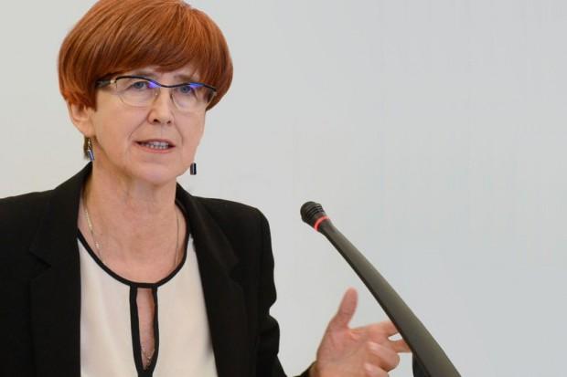 Minister Rafalska nie powiedziała ostatniego słowa w kwestii emerytów