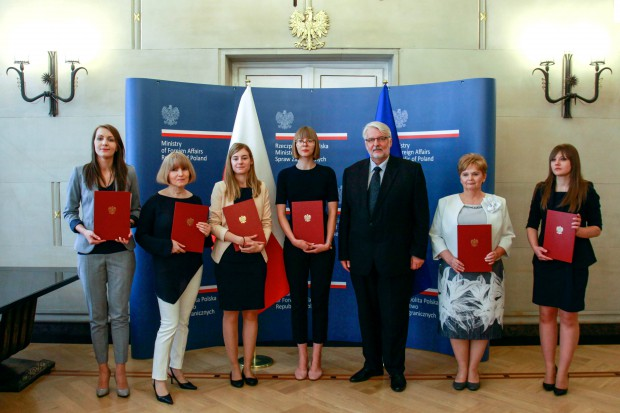 Najlepsze prace magisterskie nagrodzone w konkursie MSZ. Oto nazwiska laureatów