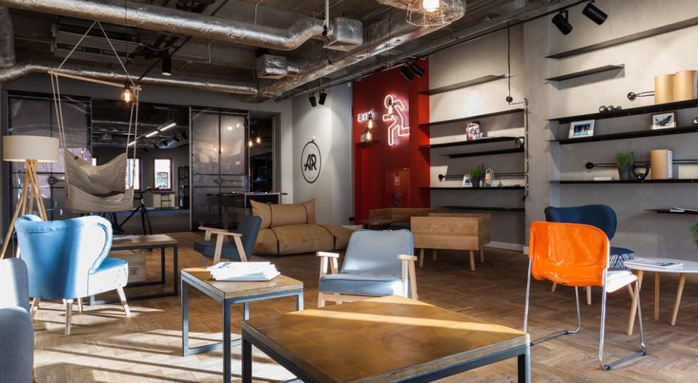 Dobrze zaprojektowane biuro może przekonać do wyboru pracodawcy