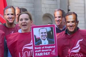Pracownicy banków strajkują z powodu... podwyżek