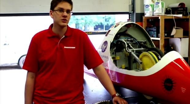 """""""Eagle Two"""", pojazd łódzkich studentów popłynie do Australii"""