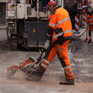 Praca na autostradzie pod ochroną. Rusza kampania zarządcy A2