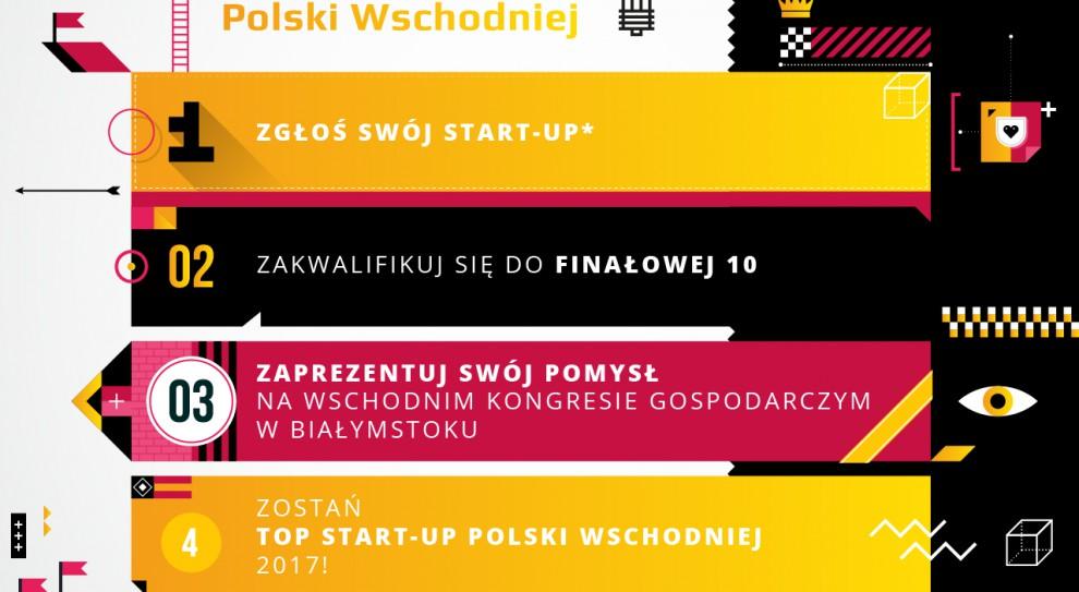 TOP Start-up Polski Wschodniej. Wyślij zgłoszenie i zaprezentuj się inwestorom