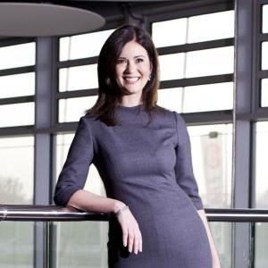 Liwia Kwiecień, członek zarządu ds. HR w grupie EFL