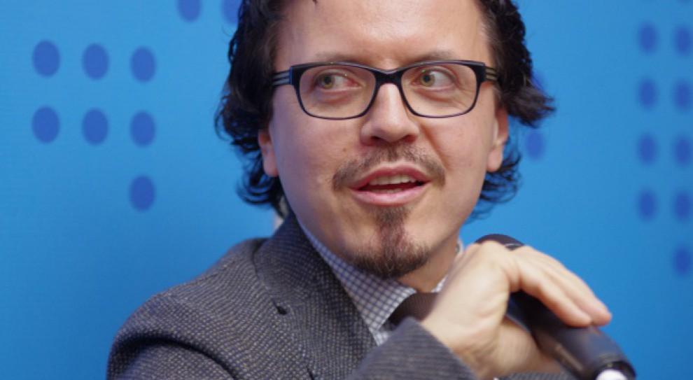 Wojciech Balczun zrezygnował z funkcji prezesa kolei Ukrzaliznycia