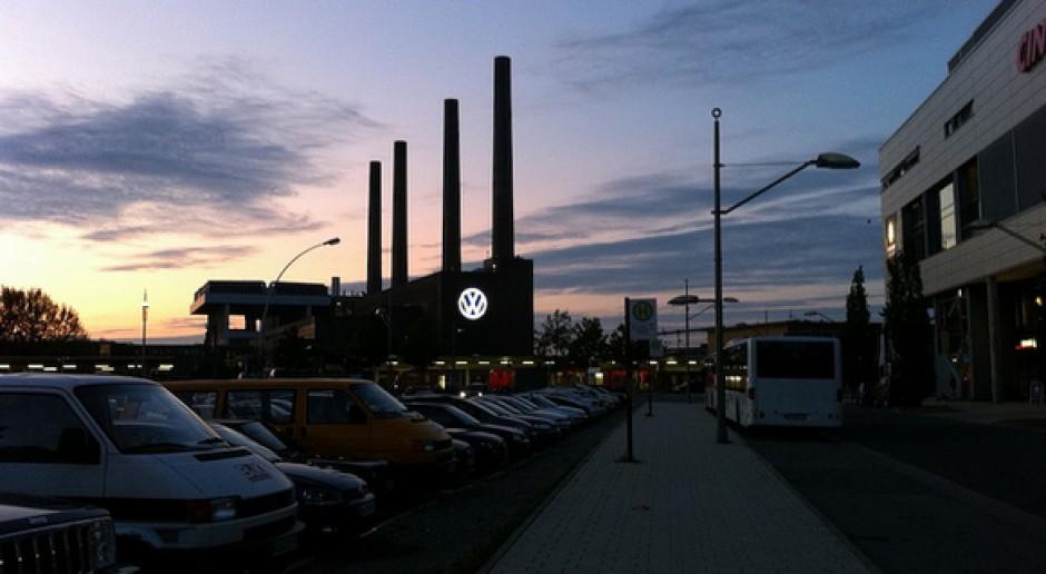 Zakłady w centrali Volkswagena w Wolfsburgu, źródło: Chris Verwymeren/flickr.com/CC BY 2.0