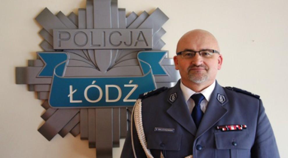 Dariusz Walichnowski odwołany ze stanowiska wiceszefa łódzkiej policji
