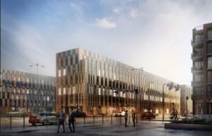 Kraków: Miejsce dla 400 start-upów w biurowcu High5ive