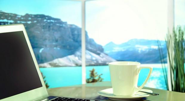 Praca zdalna: Mieszkanie to najlepsze miejsce do pracy?
