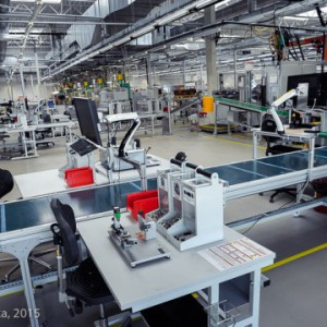 Firma ifm ecolink zbuduje nową halę i zatrudni ok. 50 osób