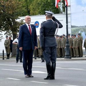 Antoni Macierewicz: Ambicje personalne nie mogą szkodzić armii
