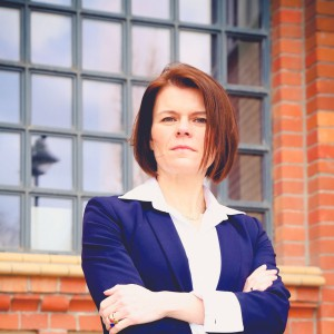 Dagmara Głowacka dyrektorem polityki personalnej DB Schenker