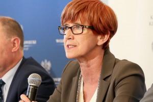 Elżbieta Rafalska o danych GUS: Potwierdzenie pozytywnych tendencji w gospodarce i na rynku pracy
