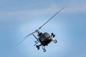 Uber uruchamia nową usługę: Lot helikopterem