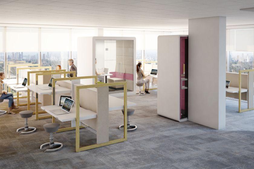 """Autorzy książki """"Skazany na biurko"""" zalecają, aby na każde 30 min siedzenia przeznaczyć 2 minuty ruchu. (Fot. Mat. pras.)"""