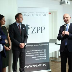 Związek Przedsiębiorców i Pracodawców uruchamia Przedstawicielstwo w Brukseli