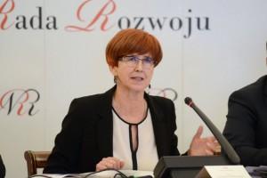 Rafalska: Sytuacja na rynku pracy coraz lepsza, oby się utrzymywała