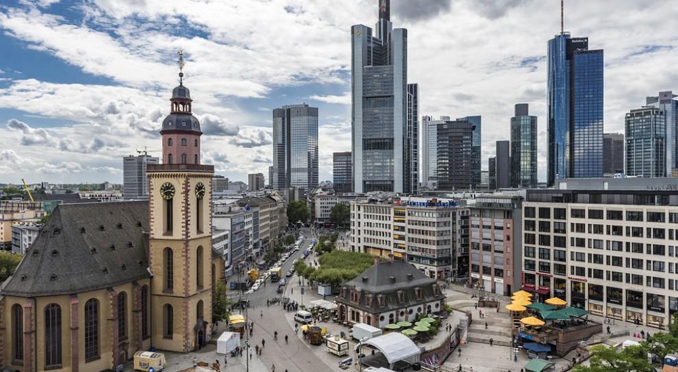 To Frankfurt będzie domem bankierów