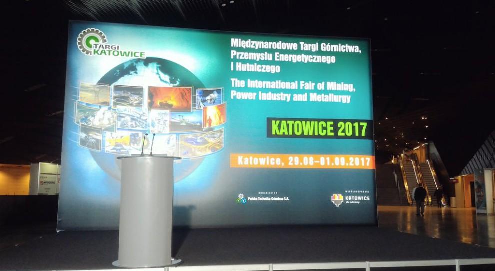 Katowice: Rozpoczęły się Targi Górnictwa, Przemysłu Energetycznego i Hutniczego