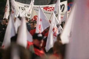"""NSZZ """"Solidarność"""" zdecydowała. Będzie protest"""