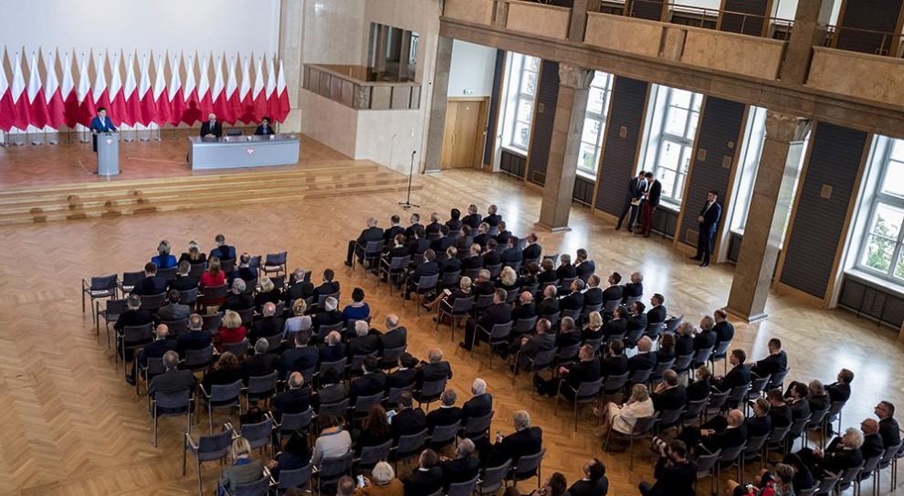 Premier: Tylko skuteczna ochrona granic UE powstrzyma falę nielegalnej migracji