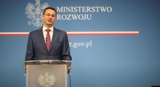 Mateusz Morawiecki: Szkolnictwo zawodowe powinno być związane z przedsiębiorcami i dopasowane do rynku