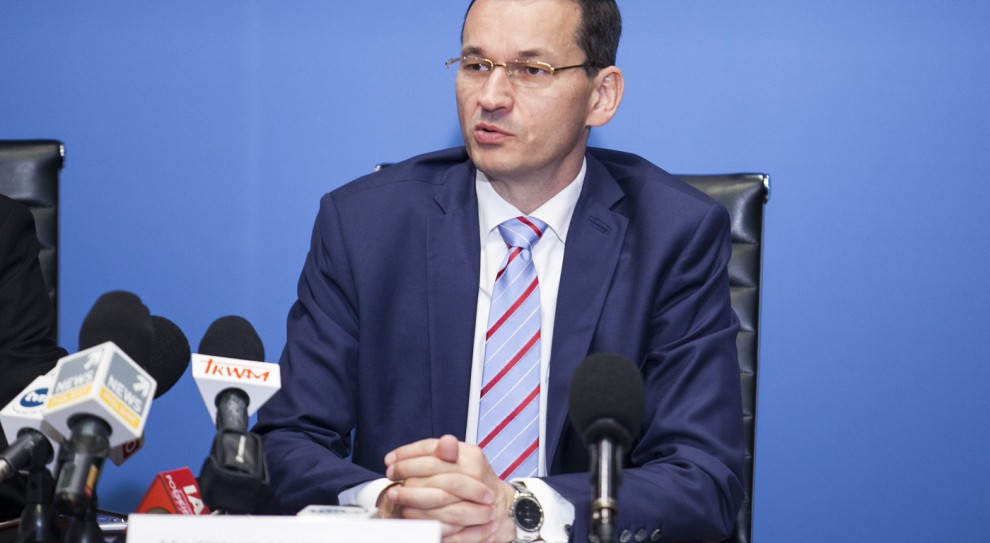 Mateusz Morawiecki: Rząd stara się stymulować rynek, aby było więcej rąk do pracy