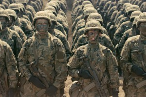 Kolejna tura szkoleń w WOT. Żołnierzy coraz więcej