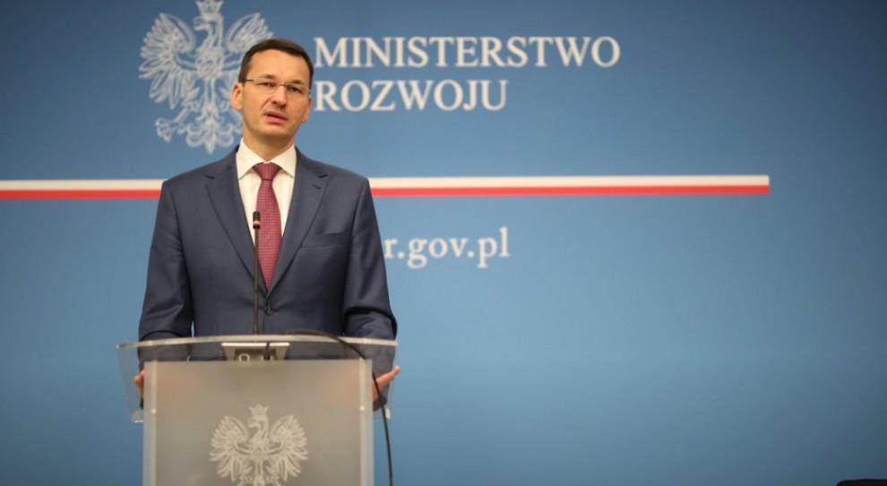 Mateusz Morawiecki: Za rządów PiS mamy ok. 5-proc. wzrost wynagrodzeń