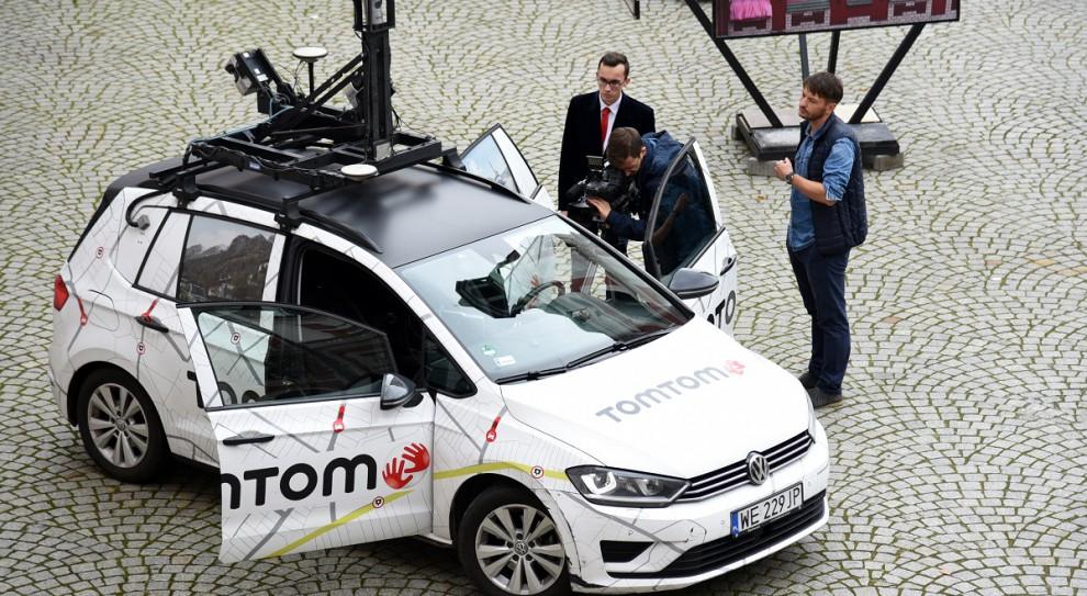 Biuro TomTom w Poznaniu: Praca dla ponad 100 osób