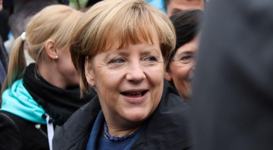 Kanclerz Angela Merkel, źródło: flickr.com/CC BY 2.0