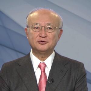 Yukiya Amano po raz trzeci szefem MAEA