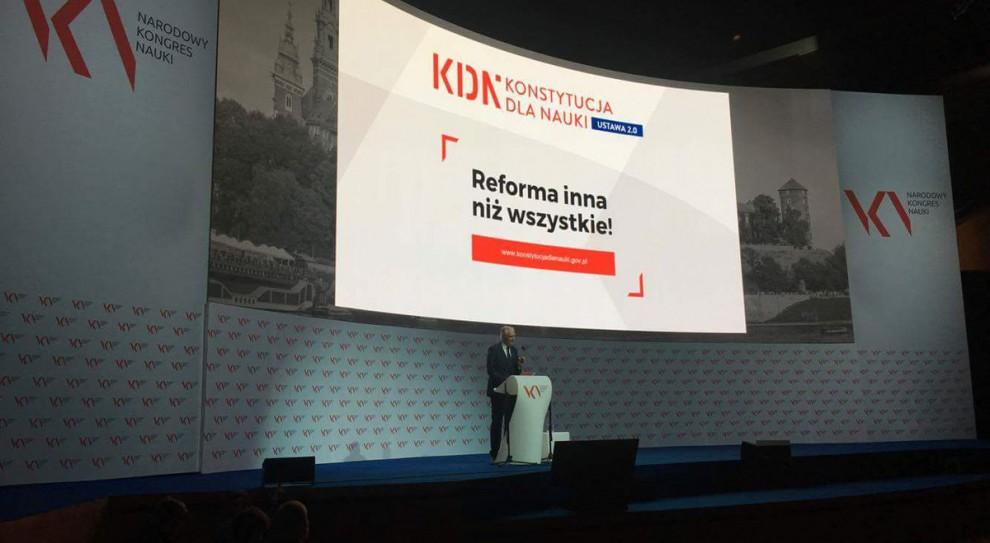Reforma szkolnictwa wyższego, Jarosław Gowin: Ustawa 2.0 znacząco zwiększa rolę statutu uczelni