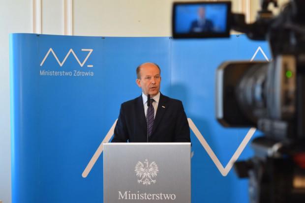 Minister: Publiczna służba zdrowia nie może być biznesem