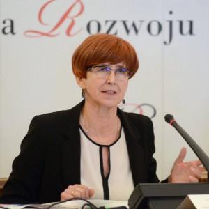 Elżbieta Rafalska: Finansowanie Funduszu Pracy nie może być oderwane od sytuacji na rynku pracy