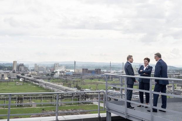 Inwestycja Grupy Azoty dała nowe miejsca pracy